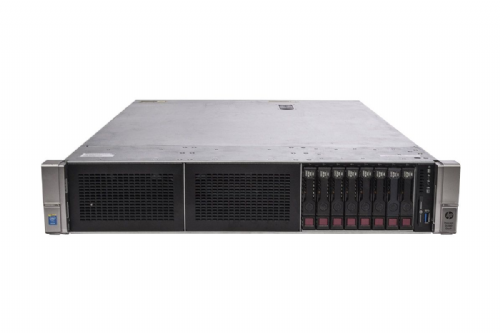 HPE ProLiant DL380 Gen9 Server Dual 14-Core E5-2697 V3  128GB RAM 400GB SSD +1.2TB SAS EXI 7.0